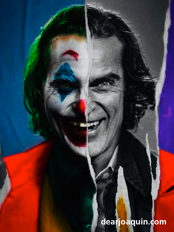 "Knew ""Joaquin Phoenix "" before becoming ""Joker"""